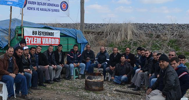Konya'da sendikaya üye işçilerin işten çıkarıldığı iddiası