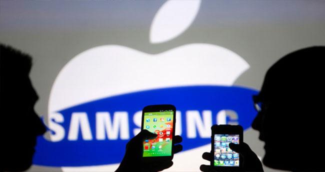 Samsung Apple'a ödediği 548 milyon doların peşinde