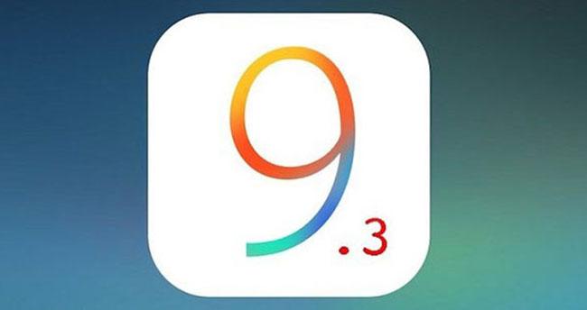 Apple iOS 9.3 güncellemesi dağıtımına başladı