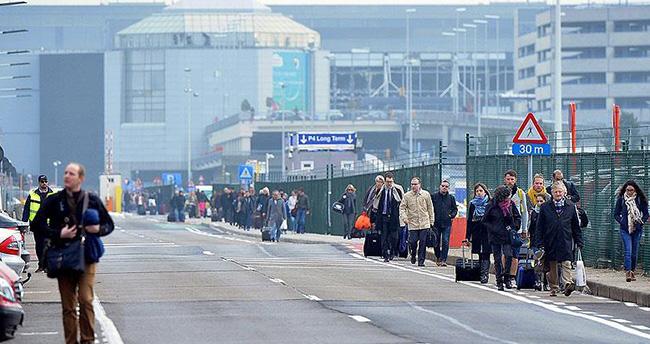 Belçika'da üçlü terör saldırıları: 34 ölü