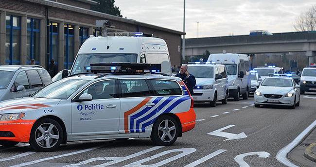 Brüksel'de dördüncü patlama