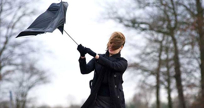 Meteorolojiden Konya'ya kuvvetli rüzgar uyarısı