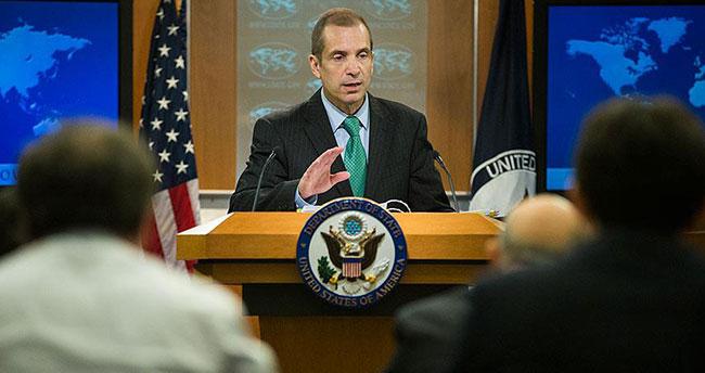 ABD Dışişleri Bakanlığı Sözcüsü Toner: PYD'yi terör örgütü olarak değerlendirmiyoruz