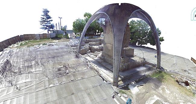 Konya'da tarihin röntgeni çekiliyor