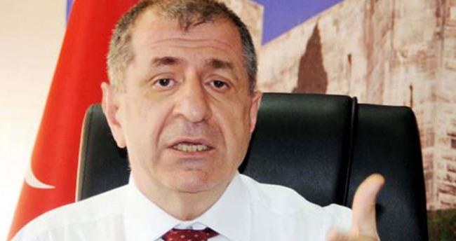 MHP'de flaş gelişme: Ümit Özdağ adaylığını açıkladı…