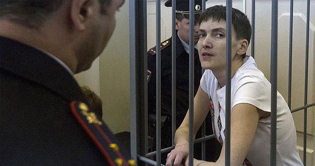 'Rusya Savçenko için iade başvurusu olursa değerlendirecek'
