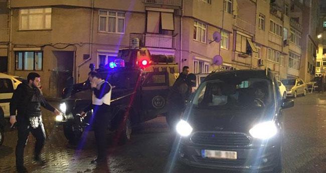 """""""Havai fişek"""" polisi harekete geçirdi"""