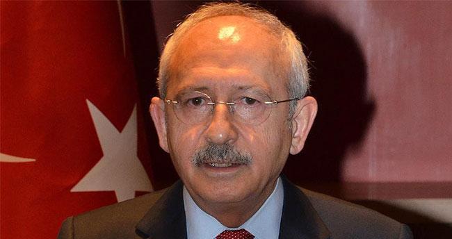 Kılıçdaroğlu'ndan Belçika Başbakanı Michel'e taziye mektubu