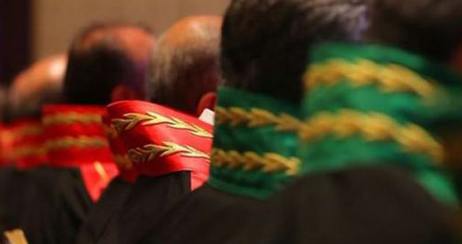 1034 hakim ve savcının görev yeri değişti
