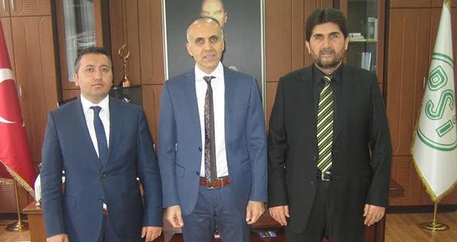 DSİ Konya Bölge Müdürlüğü'ne ziyaret