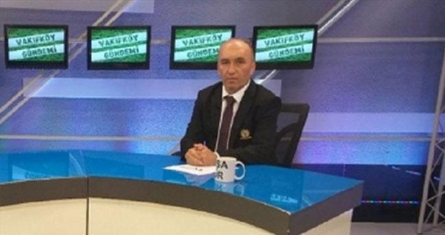 Bursaspor TV spikeri maç anlatırken vefat etti