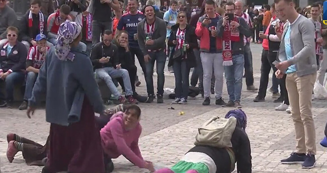 PSV taraftarına 3 yıl statlara girememe cezası