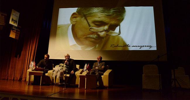 Abdürrahim Karakoç Konya'da Anıldı