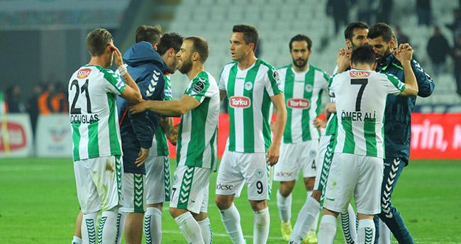 Konyaspor'da Öncelik İç Transfer