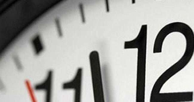 Saatler kaçta ileri alındı? Şu an saat kaç?