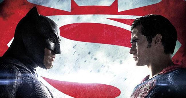 Batman v Superman: Adaletin Şafağı'nın gişe hasılatı 424 milyon dolara ulaştı