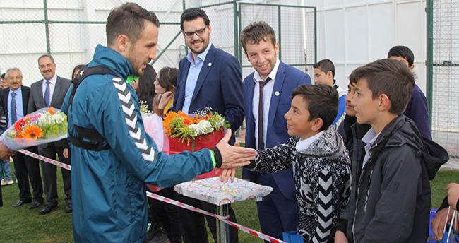 Cihanbeyli'den Torku Konyaspor'a ziyaret
