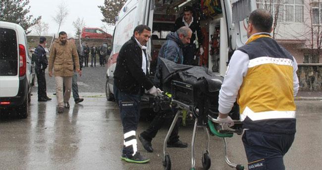 Erzurum'da vahşi kadın cinayeti!