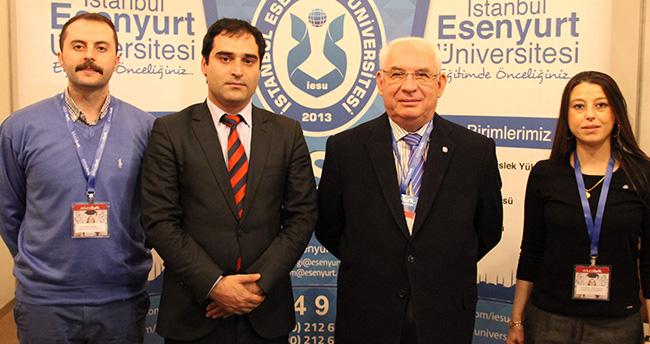 Esenyurt Üniversitesi Konya'da tanıtıldı