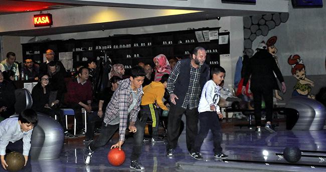 Konya Makina Mühendisleri Odası'nda Bowling Turnuvası
