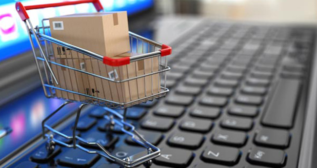 İnternetten alışveriş hız kesmiyor