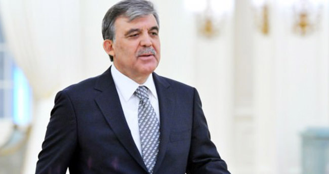 Abdullah Gül'den taziye telefonu
