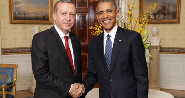 Erdoğan'dan ikili görüşmeye dair basın açıklaması!