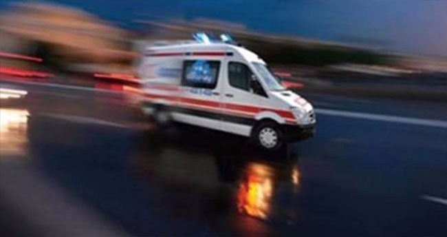 İstanbul'da feci kaza: 2 ölü, 3 yaralı