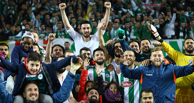 Konyaspor'a yeni marş