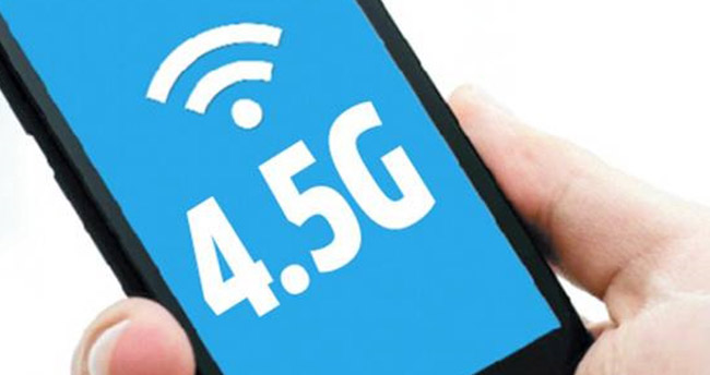 Telefonunuzun 4,5 G'ye geçtiğini nasıl anlarsınız?