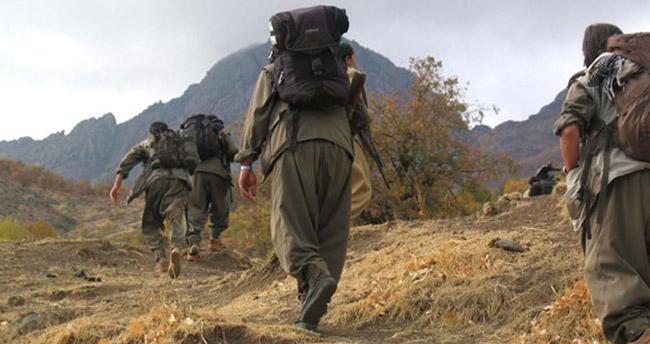 Terör örgütü PKK'ya giden kız yakalandı