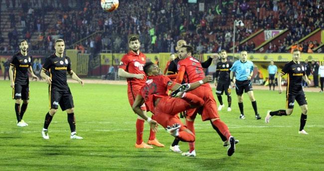 Eskişehirspor 4- 3 Galatasaray – Maç özeti (Eskişehirspor Galatasaray maçı özeti)