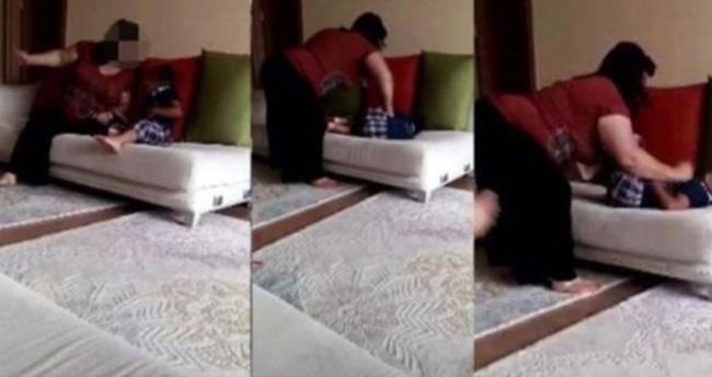 Konya'da oğluna şiddet uygulayan kadına kişilik bozukluğu teşhisi