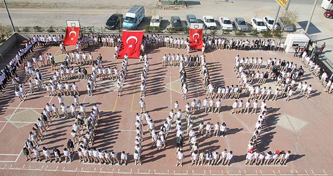 Konya'dan güvenlik güçlerine destek