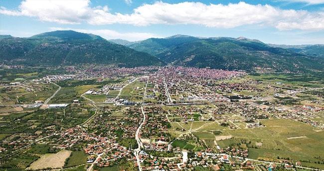 Akşehir Atık Su Arıtma Tesisi'nin Yapımı Başladı