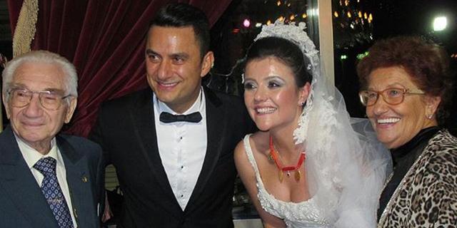 Müzisyen Bekir Ünlüataer dans hocasıyla evlendi