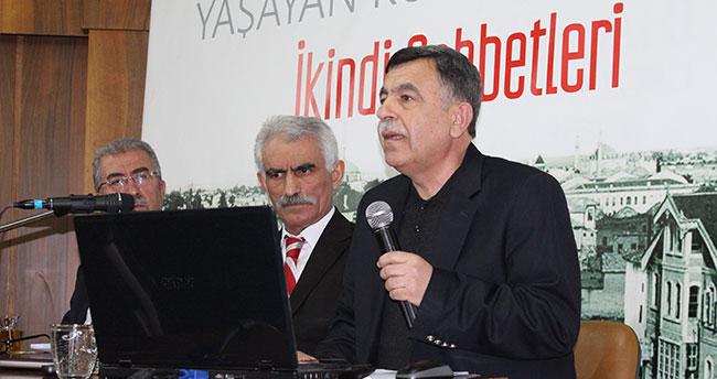 """""""Yaşayan Konya Hafızası"""" programı gerçekleşti"""
