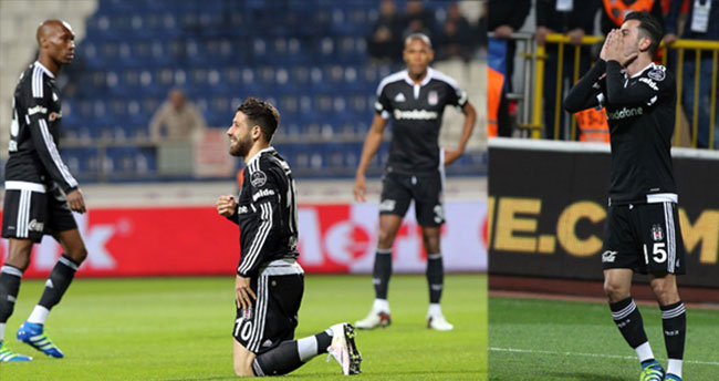 Kasımpaşa 2 – 1 Beşiktaş