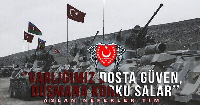 Ermenistan'a böyle mesaj verdiler