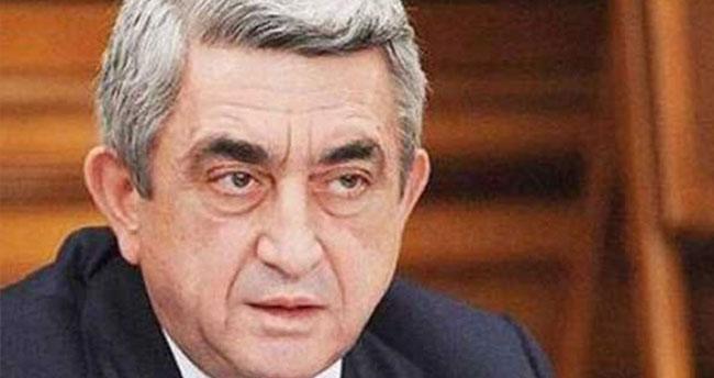 Ermenistan Cumhurbaşkanı Sarkisyan'dan itiraf gibi açıklama!