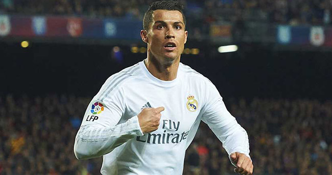 Ronaldo Real'den ayrılıyor