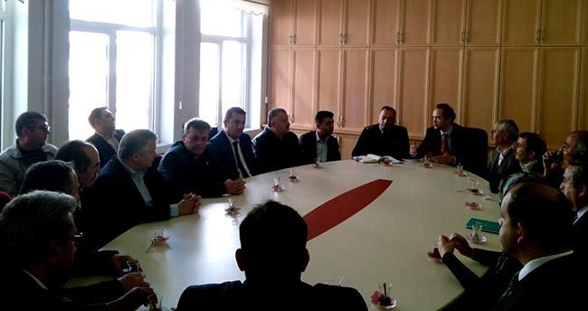 Seydişehir'de güvenlik danışma kurulu toplantısı