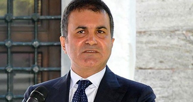 AK Parti Sözcüsü Çelik'in Açıklamaları