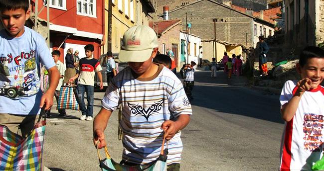 Konya'da Şivlilik geleneği unutulmuyor