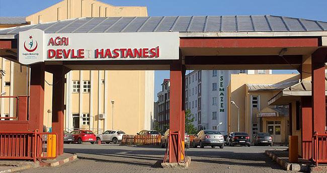 Ağrı Devlet Hastanesi Başhekimi görevden alındı
