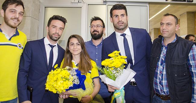 Fenerbahçe Konya'ya geldi