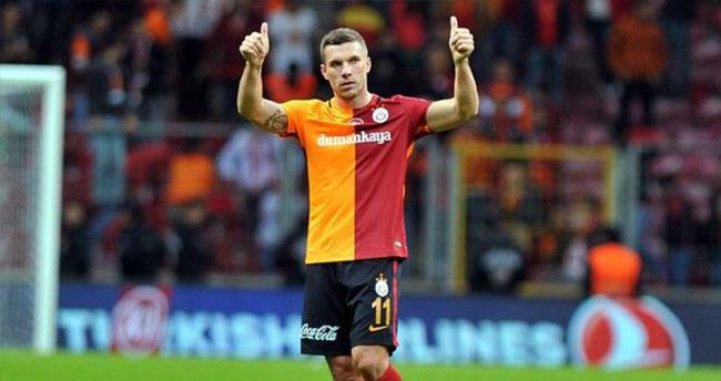 Lukas Podolski'ye MLS kancası!