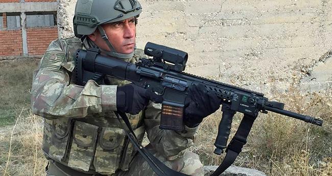 Milli Piyade Tüfeği MPT 76'nın testleri