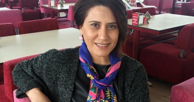 Azerbaycanlı sanatçıdan HDP'ye tepki