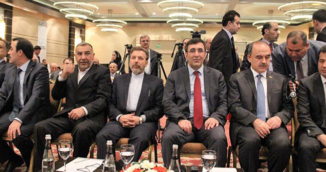 Konya'da Türkiye-İran İş Formu imzalandı